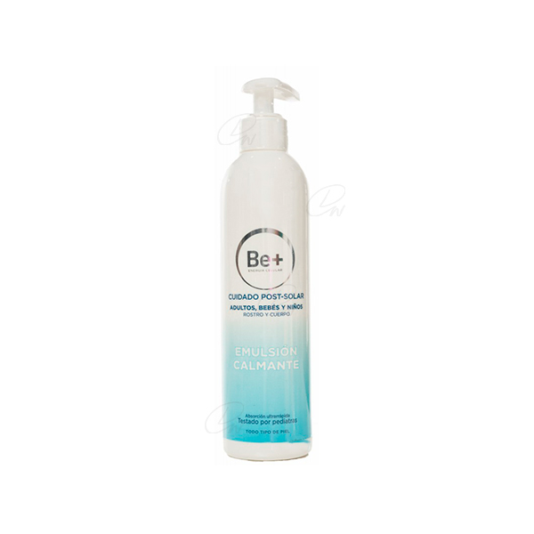 BE+ CALMANTE EMULSION CUIDADO POSTSOLAR 250 ML