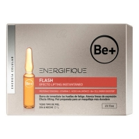 BE+ ENERGIFIQUE AMPOLLAS EFECTO FLASH 5 x 2 ML
