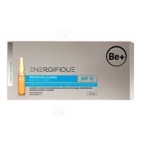 BE+ ENERGIFIQUE AMPOLLAS PROTEOGLICANOS SPF15 30 x 2 ML